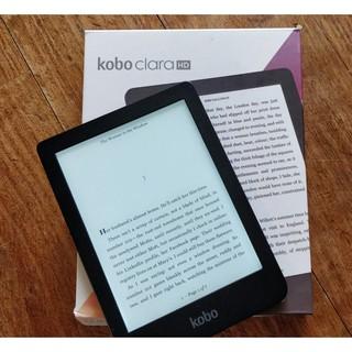 Máy đọc sách Kobo clara HD - Màn hình đẹp, đèn vàng, hàng chính hãng nguyên seal - máy đọc sách tốt nhất trong tầm giá thumbnail