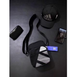 Túi đeo chéo Adidas EQT cực đẹp hàng auth