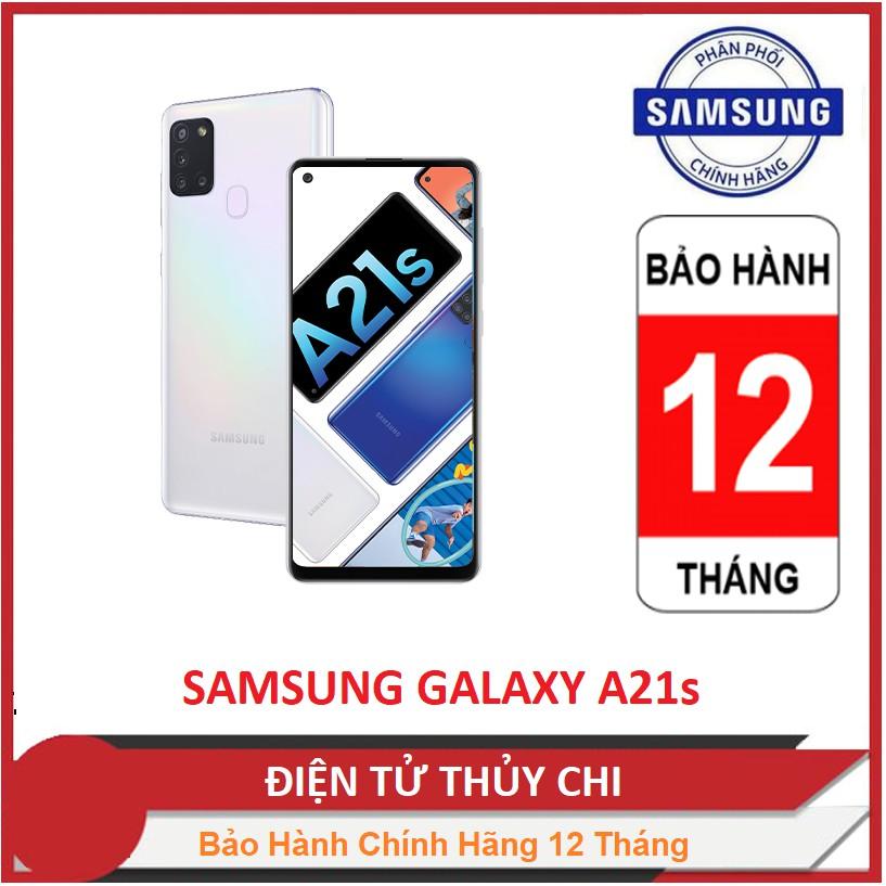 Điện thoại Samsung Galaxy A21s (3GB/32GB) - Hàng Chính Hãng Mới