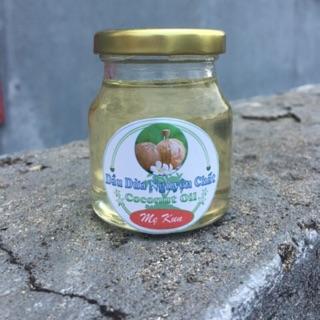 Dầu Dừa Nguyên Chất Trị Hăm, Dưỡng Ẩm Cho Bé thumbnail