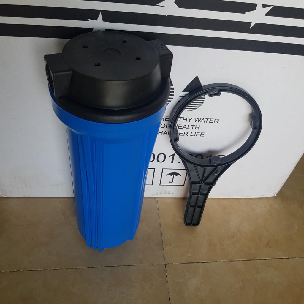 Bộ cốc lọc 10 inch dùng lọc thô