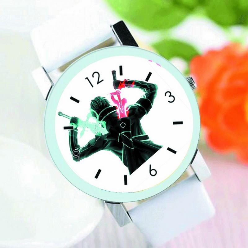 Đồng hồ đeo tay nam nữ in hình ÔNG CHỒNG NỘI TRỢ KAGEKURUI GENSHIN IMPACT anime chibi phụ kiện thời trang