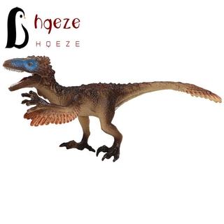 HQEZE Children Toys Utahraptor Dinosaur Model Plastic Action Figures Toy Kids Birthday Gifts @VN