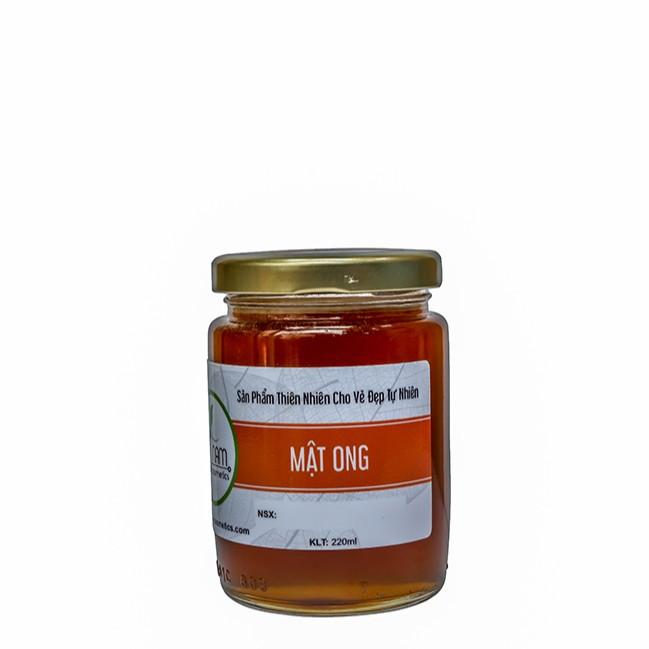 Mật ong Tây Nguyên 220ml nguyên chất Bảo Nam Mật ong Tây Nguyên 220ml nguyên chất Bảo Nam