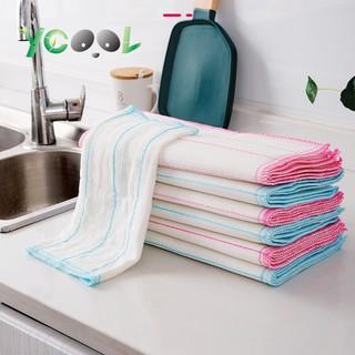 Giẻ lau chùi đa năng lau bát đĩa, khăn lau chống dầu mỡ siêu thấm 5 chiếc thumbnail