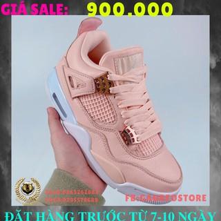 FULLBOX ORDER SALE 50% ẢNH THẬT Nike Air Jordan 4 Retro AJ4 GIÀY NAM NỮ thumbnail