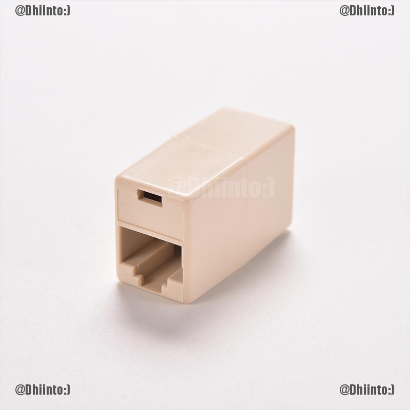 Set 5 đầu nối dây cáp mạng Lan Rj45 Cat5 tiện dụng