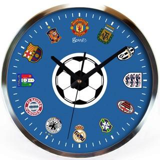 [HÀNG NHẬP KHẨU] Đồng hồ treo tường cao cấp – METAL12 – Kích thước 30cm – Bảo hành 1 đổi 1 trong 1 năm