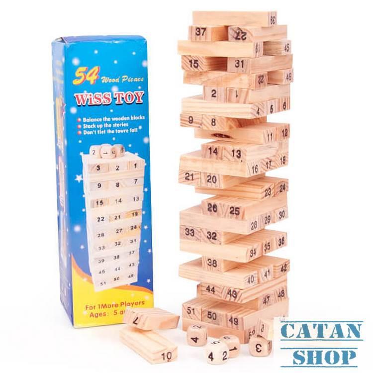 Bộ đồ chơi rút gỗ mini Wiss Toy 54 thanh cho bé, đồ chơi giải trí cho các bạn trẻ BB27-RG54 - 3294306 , 1251585348 , 322_1251585348 , 49000 , Bo-do-choi-rut-go-mini-Wiss-Toy-54-thanh-cho-be-do-choi-giai-tri-cho-cac-ban-tre-BB27-RG54-322_1251585348 , shopee.vn , Bộ đồ chơi rút gỗ mini Wiss Toy 54 thanh cho bé, đồ chơi giải trí cho các bạn trẻ