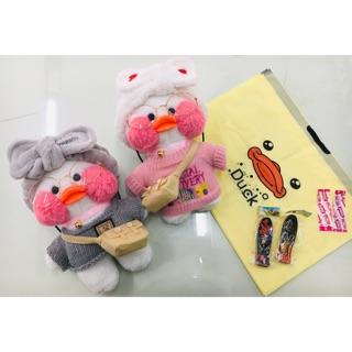 Order Vịt má hồng Lalafanfan cute
