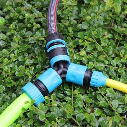 Khớp nối ống nước. Dùng để nối dài hoặc kết nối nhanh 2 đầu ống nước có đường kính ngoài từ 16 - 25mm