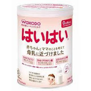 Sữa wakodo số 0 xách tay 810G thumbnail