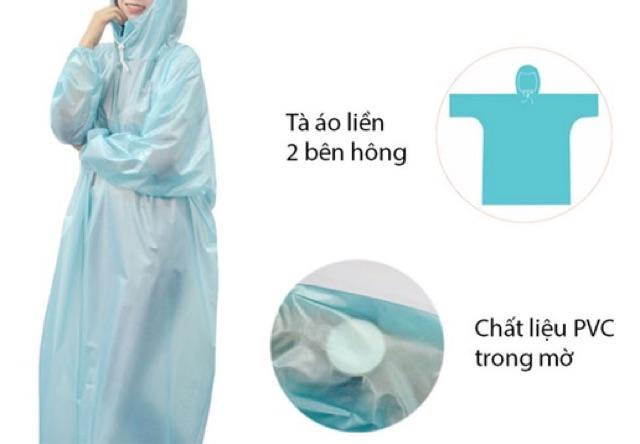 Áo mưa bít nhựa Rando (sỉ inbox)