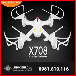 Flycam MJX X708P. Camera 1080p chống rung quang học siêu nét