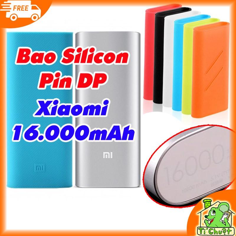 Bao Silicon Pin DP Xiaomi 16000 mAh Chính Hãng