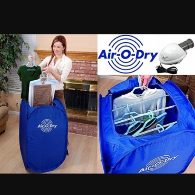 Máy sấy quần áo Air-O-Dry - 2478683 , 107945526 , 322_107945526 , 309000 , May-say-quan-ao-Air-O-Dry-322_107945526 , shopee.vn , Máy sấy quần áo Air-O-Dry