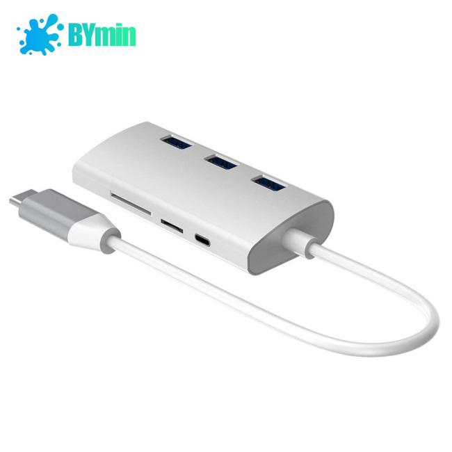 Đầu đọc thẻ nhớ 8 trong 1 USB 3.1 type C 4K HDMI/RJ45 Ethernet hỗ trợ thẻ SD TF đa năng tiện dụng - 14194634 , 2357927094 , 322_2357927094 , 1068000 , Dau-doc-the-nho-8-trong-1-USB-3.1-type-C-4K-HDMI-RJ45-Ethernet-ho-tro-the-SD-TF-da-nang-tien-dung-322_2357927094 , shopee.vn , Đầu đọc thẻ nhớ 8 trong 1 USB 3.1 type C 4K HDMI/RJ45 Ethernet hỗ trợ th