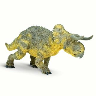SAFARI LTD NASUTOCERATOPS #303829 WILD SAFARI PREHISTORIC WORLD DINOSAURS .