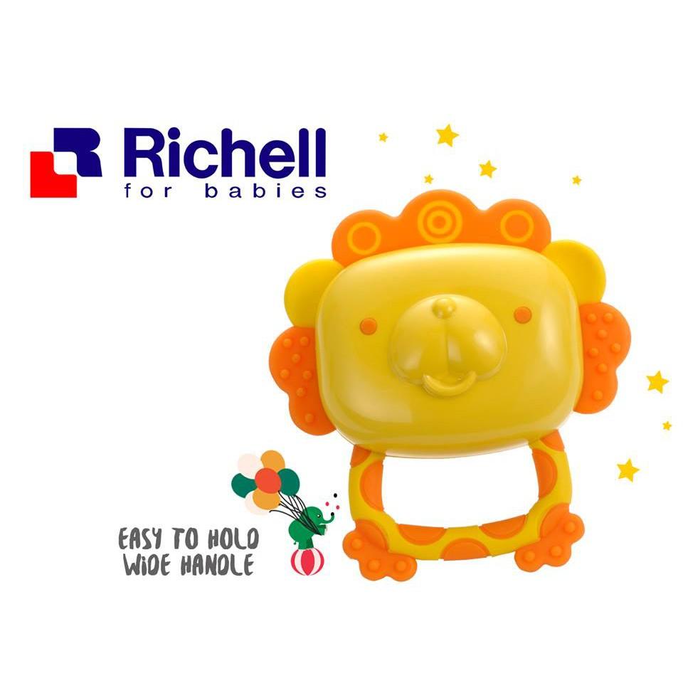 Gặm nướu xúc xắc sư tử Richell (CHÍNH HÃNG) RC43660 - 2547498 , 553040016 , 322_553040016 , 159000 , Gam-nuou-xuc-xac-su-tu-Richell-CHINH-HANG-RC43660-322_553040016 , shopee.vn , Gặm nướu xúc xắc sư tử Richell (CHÍNH HÃNG) RC43660