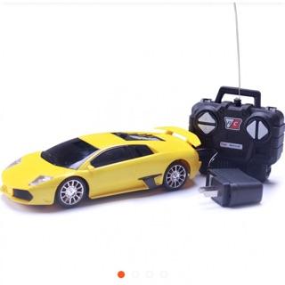 Siêu xe điều khiển từ xa cho bé( giao màu ngẫu nhiên)