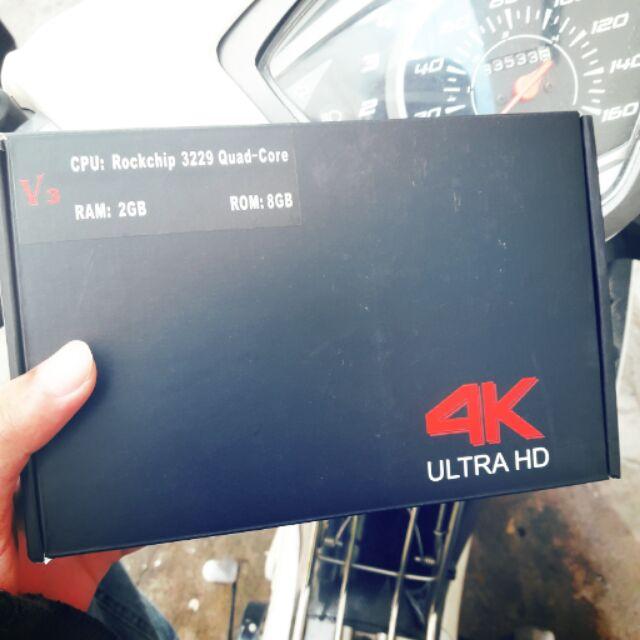 Android tv box V3 (4K)