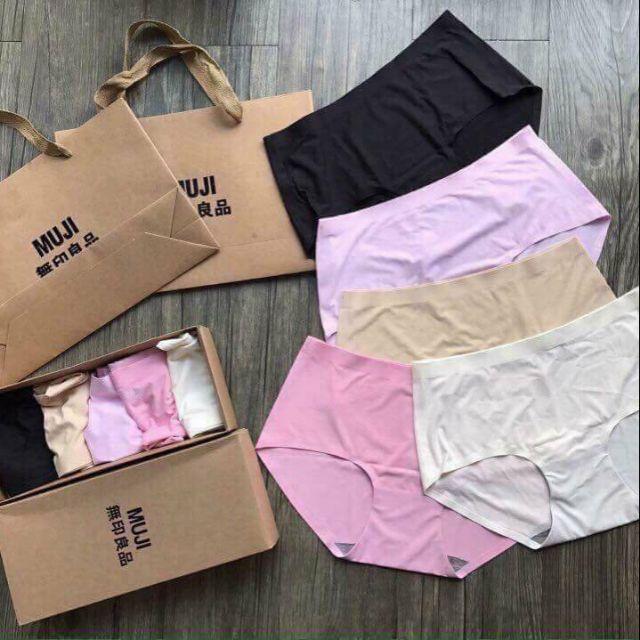 Set quần lót 5c muji nữ giá sỉ - 14756950 , 1621179156 , 322_1621179156 , 89000 , Set-quan-lot-5c-muji-nu-gia-si-322_1621179156 , shopee.vn , Set quần lót 5c muji nữ giá sỉ