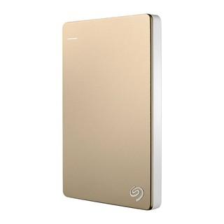 Ổ cứng di động Seagate Backup Plus Slim 1TB USB 3.0 Gold (STDR1000309)