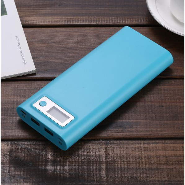 Box lắp 8 pin 18650 màn hình LCD 2A có lò xo đầu vào Micro USB và Type C (không có pin) - 2553143 , 837041324 , 322_837041324 , 110000 , Box-lap-8-pin-18650-man-hinh-LCD-2A-co-lo-xo-dau-vao-Micro-USB-va-Type-C-khong-co-pin-322_837041324 , shopee.vn , Box lắp 8 pin 18650 màn hình LCD 2A có lò xo đầu vào Micro USB và Type C (không có pin)