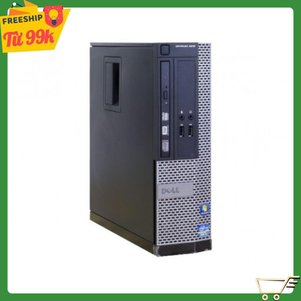 Máy Bộ Dell 3010 SFF CPU Intel Pentium G2130 4gb, 500gb bảo hành 12 tháng