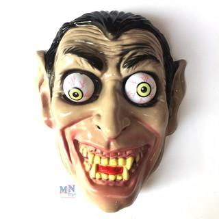 Mặt nạ Dracula mắt lồi hóa trang Halloween