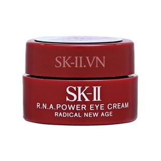 Kem mắt SK-II SkinPowder R.N.A Power Eye Cream Radical New Age – 2.5g