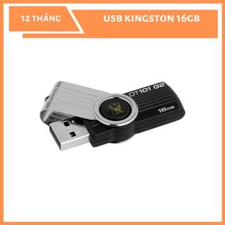 USB Kingston 16GB – Tem FPT – Chính hãng – Bảo Hành 12 Tháng – Màu ngẫu nhiên