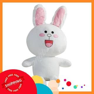 [Freeship_99k] Thỏ cony siêu xinh khổ vải 80cm , gấu bông giá rẻ