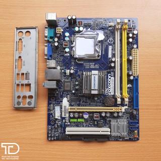 [Mã ELDEC10K giảm 10K đơn 20K] Main Foxconn G31 DDR2 socket 775 - Bo mạch chủ G31 Foxconn DDRam 2 socket 775 thumbnail