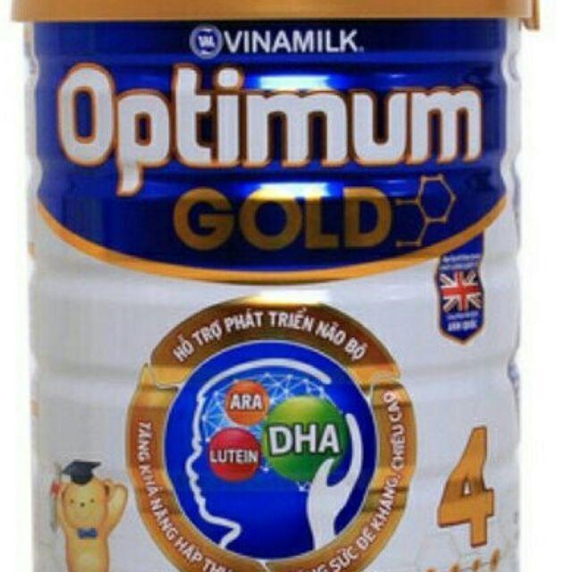 Sữa bột optimum gold 4 1.5kg