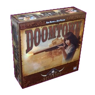 Doomtown: Reloaded – Trò chơi board game