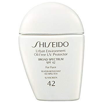 Kem chống nắng Shiseido Urban Environment Oil-free UV Protector Broad Spectrum SPF 42