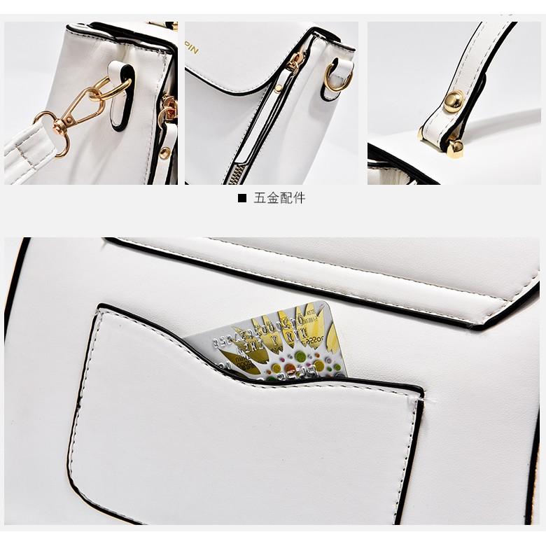 Túi xách nữ công sở bản to da mềm thời trang hàng quảng châu cao cấp LH21