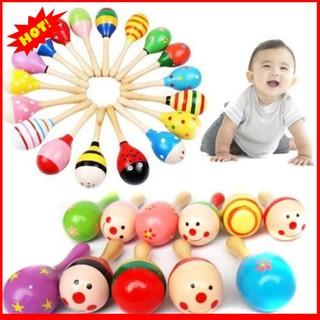 [Giá Rẻ Nhất] Xúc xắc gỗ đầu tròn cho trẻ em(SL1)
