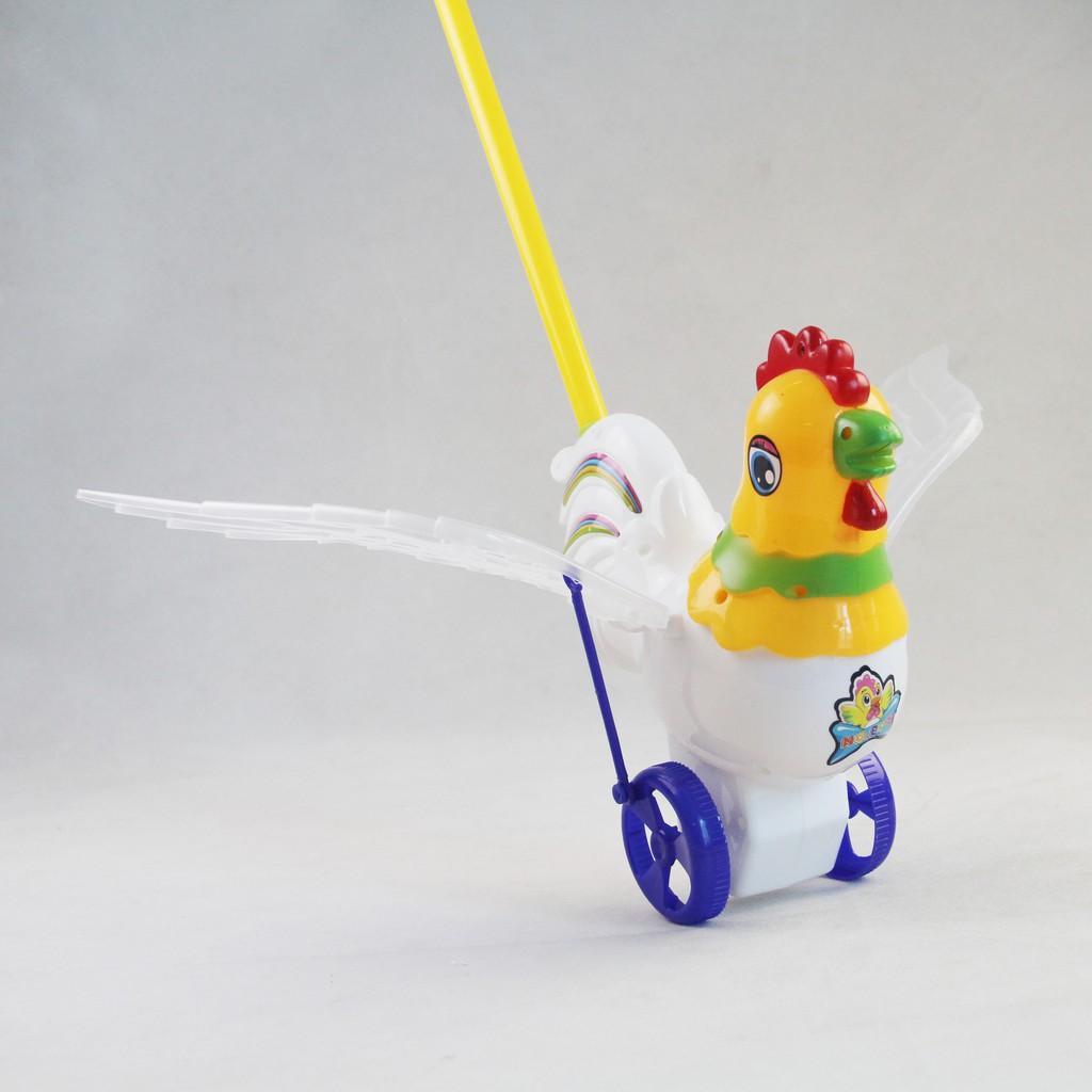 Đồ chơi xe đẩy hình con vật ngộ nghĩnh dành cho bé - Bibo 221-226