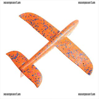【XUANYUAN1】EPP Foam Hand Throw Airplane Outdoor Launch Glider Plane Kids Gifts