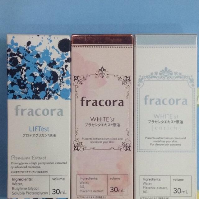 Tinh chất Placenta Fracora