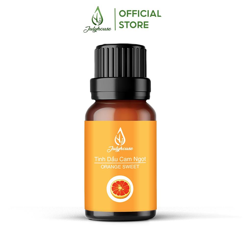 Tinh dầu cam ngọt 10ml JULYHOUSE