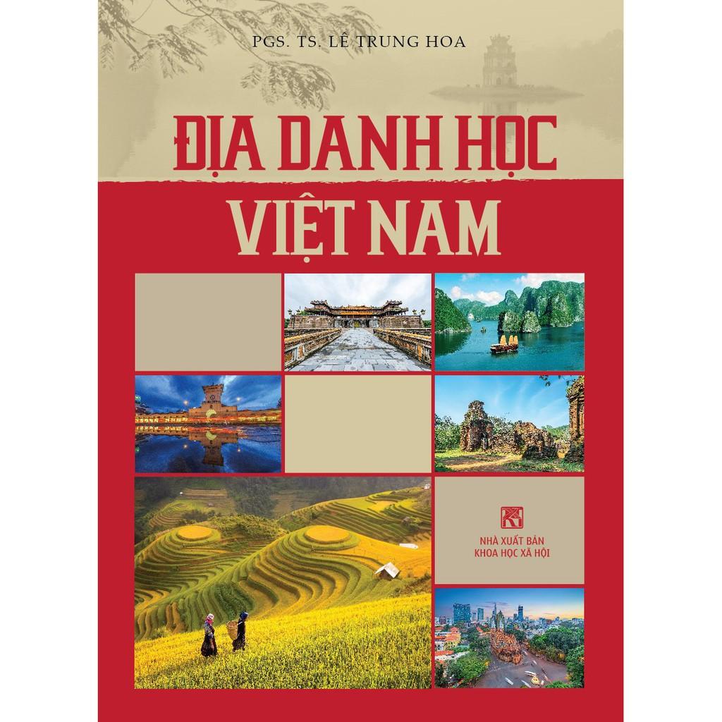 Sách - Địa Danh Học Việt Nam