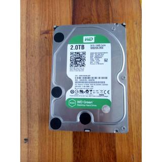 Ổ cứng HDD WD 2TB SATA 3 sức khỏe 100%