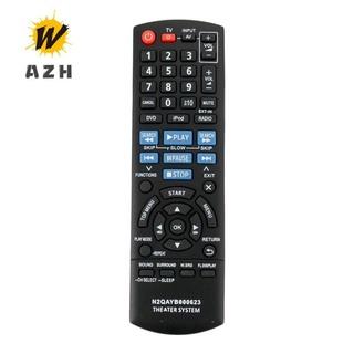 New Remote for Panasonic Home Theater N2QAYB000623 SC-PT760 SA-PT940