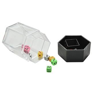 [BUDD&vn] 1 Pcs Explosion Dice Mini Colorful Bomb Dice Change Size Kids Magic Trick Toys