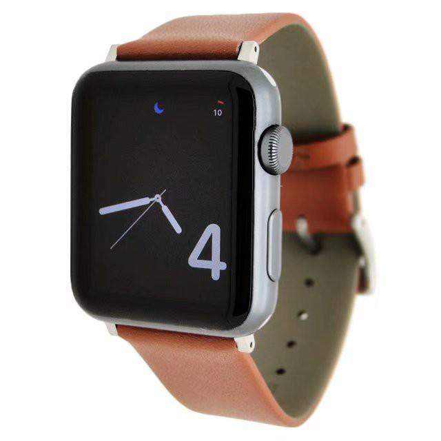 Dây Đeo Bằng Da Thật Cho Apple Watch 38Mm 42Mm