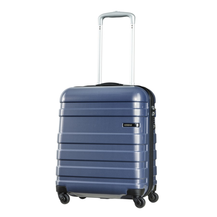 Vali American Tourister AT9*71001 AT HS MV+ DELUXE SPINNER 50 CM - NAVY/CHECKS - 3556106 , 1186767618 , 322_1186767618 , 4300000 , Vali-American-Tourister-AT971001-AT-HS-MV-DELUXE-SPINNER-50-CM-NAVY-CHECKS-322_1186767618 , shopee.vn , Vali American Tourister AT9*71001 AT HS MV+ DELUXE SPINNER 50 CM - NAVY/CHECKS