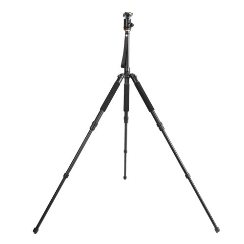 Q999S Pro Tripod Detachable Changeable Monopod with QZSD-06 Ball Head